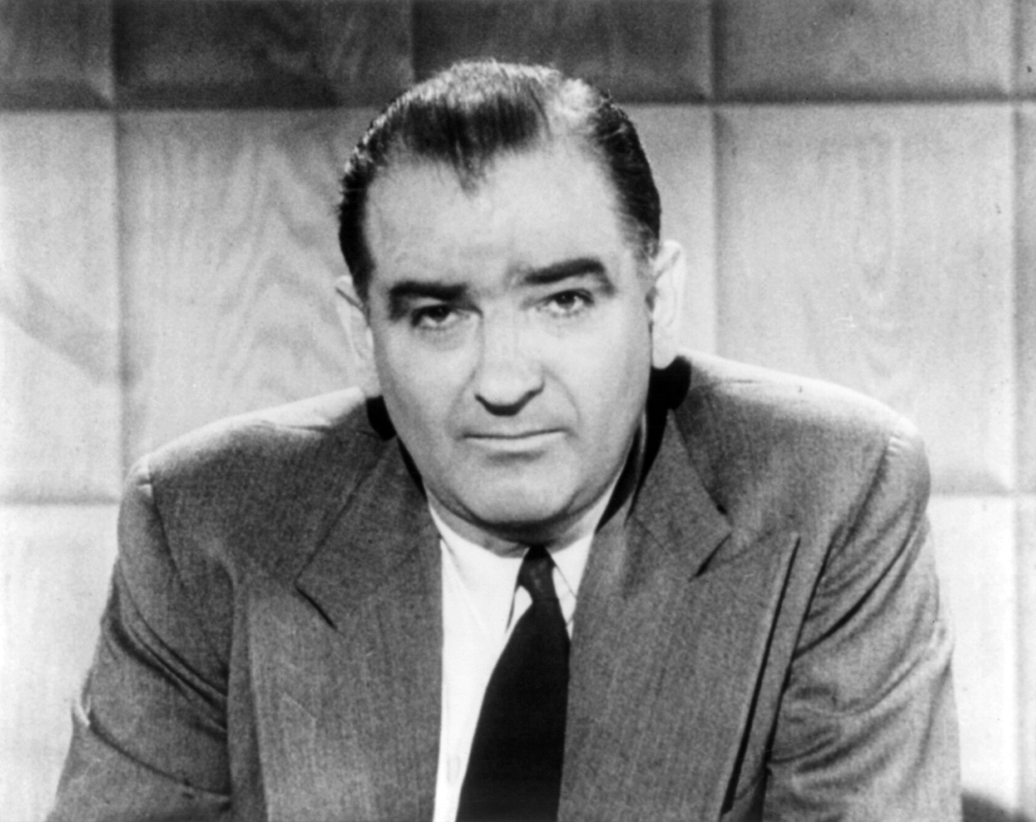 Standing Up Against McCarthyism | Wade Rathke: Chief ... Joseph Mccarthy