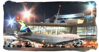 Johannesburg-Airport
