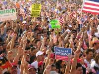 May 1 rally
