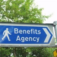 benefit+agency+sign