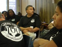 Union Organizer Roger from Houston listening