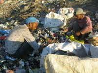 Ragpickers in the Dharvi Project