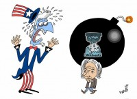 assange cartoon