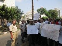 Informal Bakery Workers Demanding Union Recognition