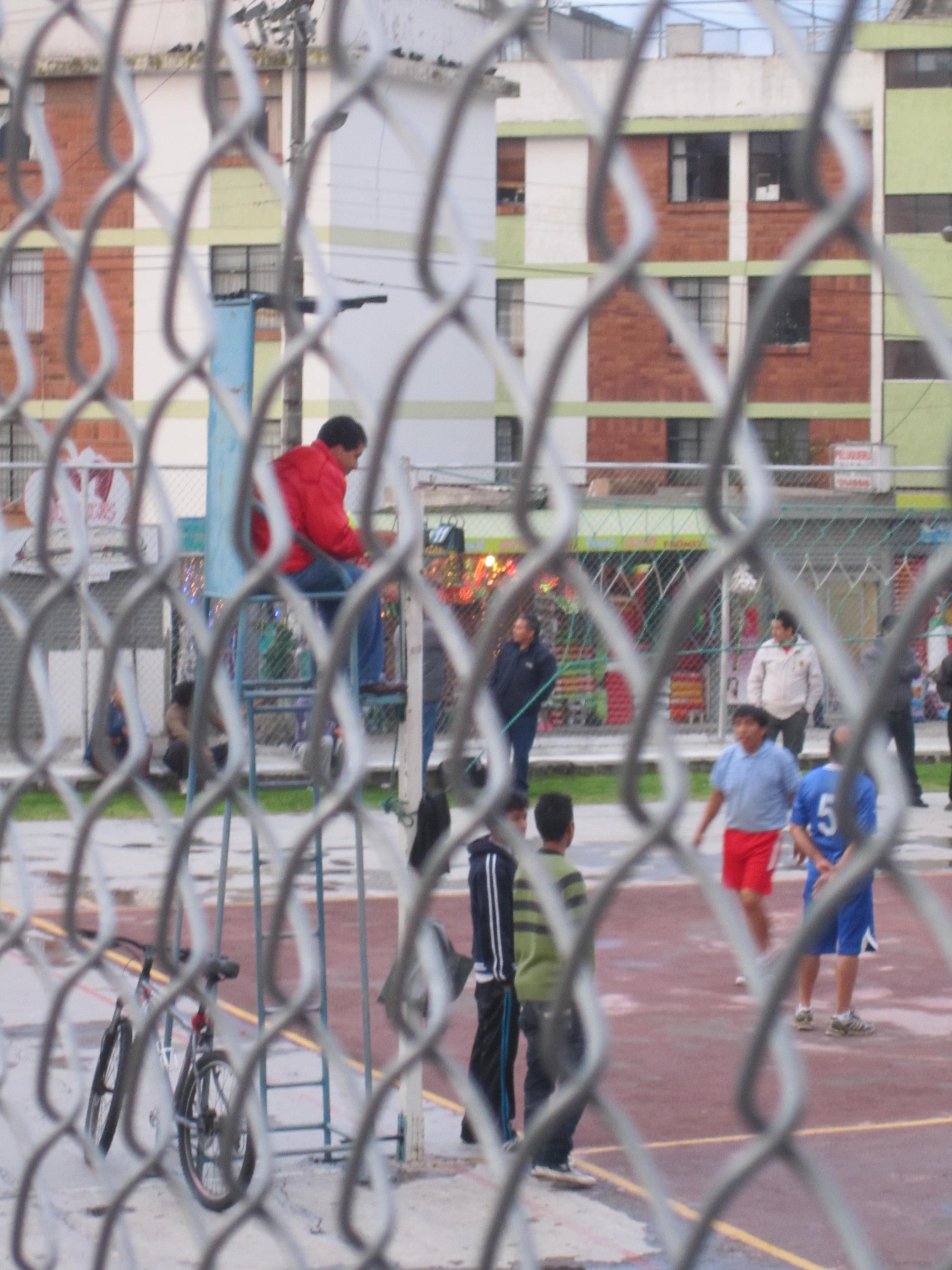 Ecuadorian Volleyball