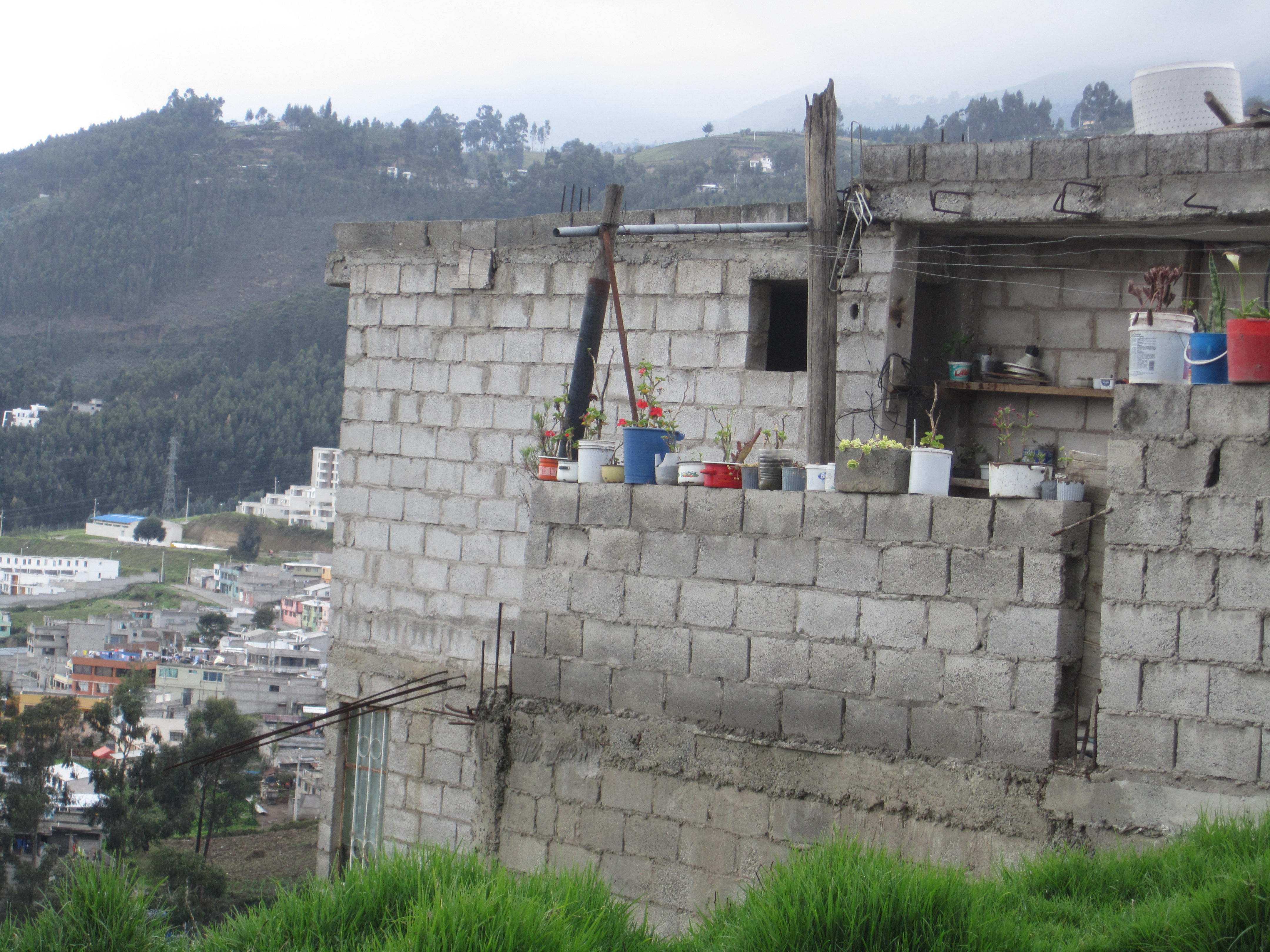 housing in Quito Norte