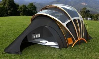 Solar Tent with wi-fi