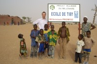 Millennium Villages project Tiby Mali 2008