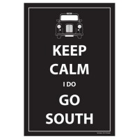 keep-calm-i-do-go-south