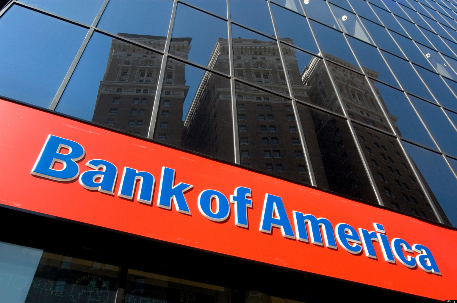 Bank Of America Record Settlement With Remorse