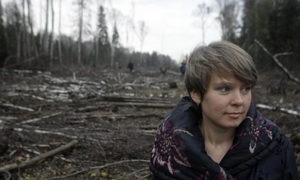 Yevgenia Chirikova  (AP Photo/Mikhail Metzel, file)