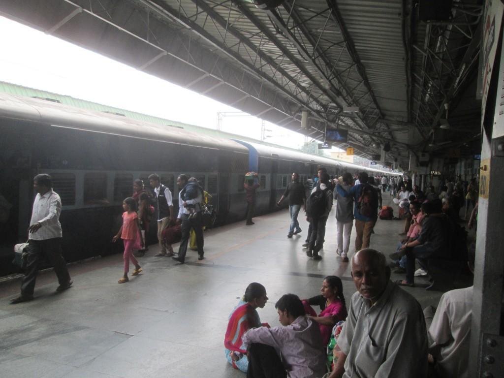 Bengaluru train station