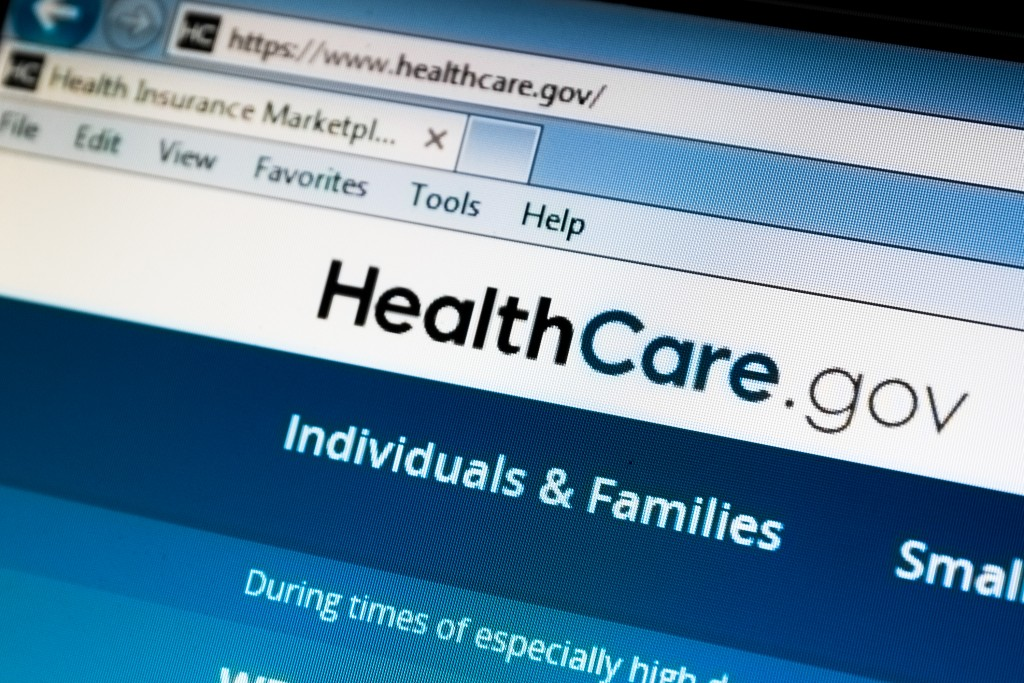 HealthCareGovSite