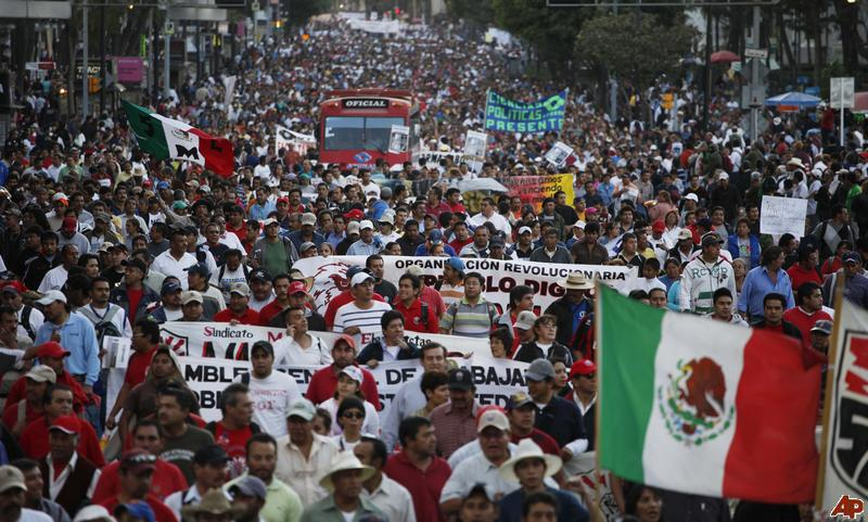 mexicans-protest