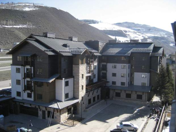 Worker Housing in Vail
