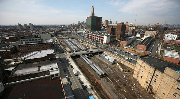 atlantic yards before construction