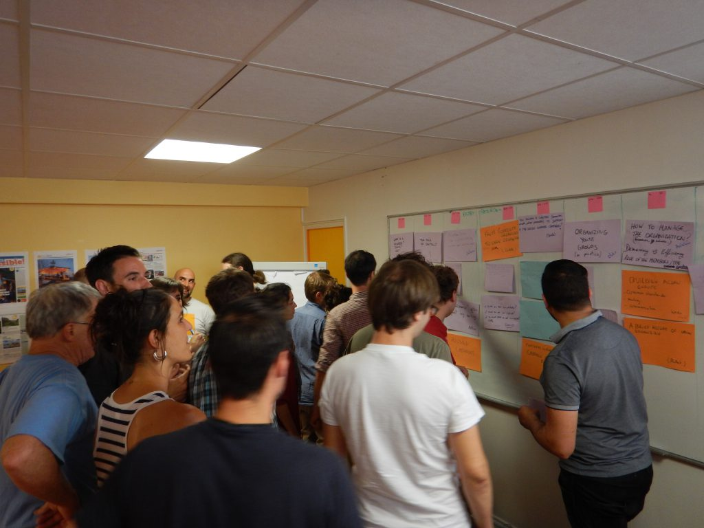 the first is also of the open forum process