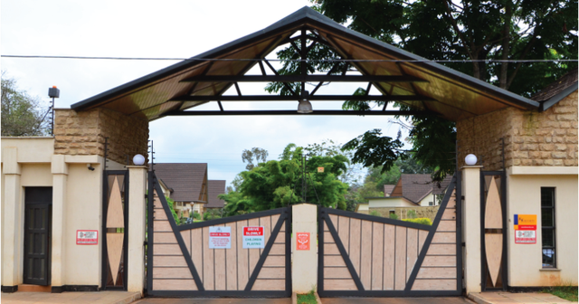 Highly-secure-entrance-to-a-gated-community-in-Nairobi