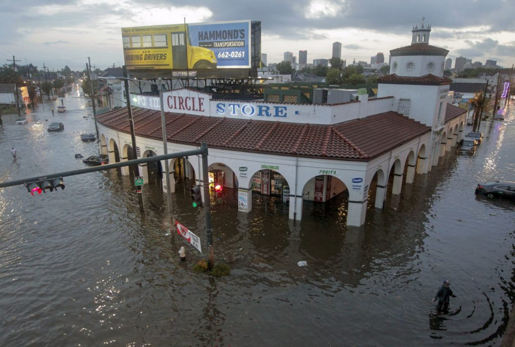 Lesson From New Orleans Flooding Money Matters Wade