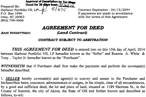 7+ land contract samples & templates in pdf.