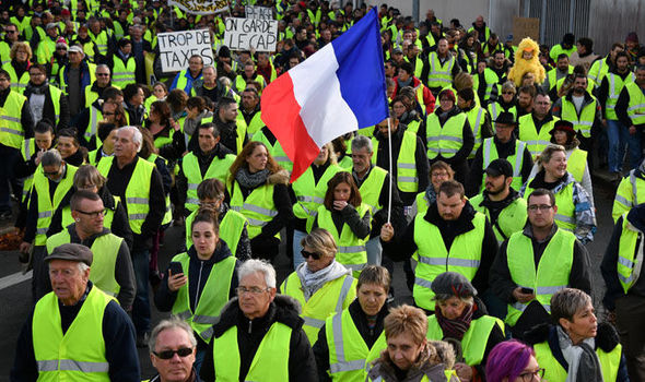 Giving France's Yellow Vest Their Due