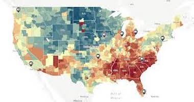 Charting Inequity with the Opportunity Atlas