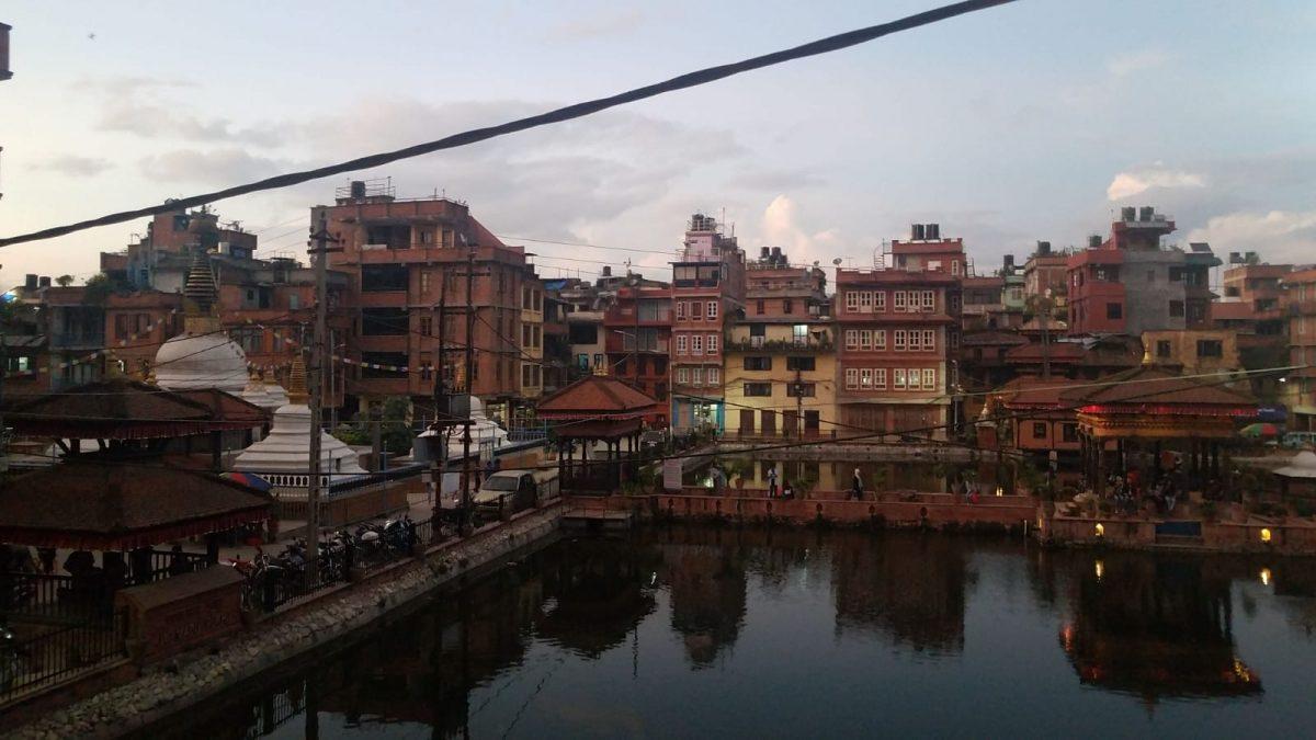 Going to Katmandu