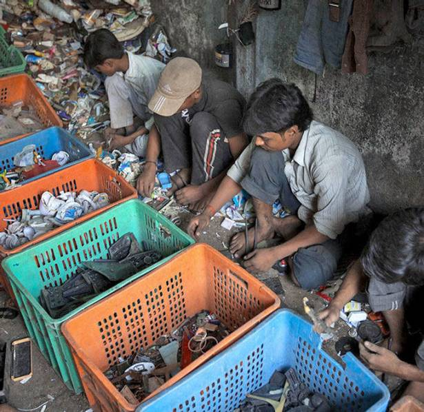 Zero Waste, Plastics Everywhere, and Developing Countries Pointing the Path
