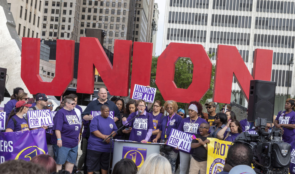 Pro-Labor are not the Same as Pro-Union Policies