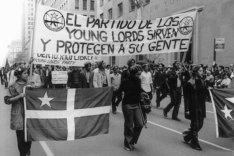 The Young Lords Learn Organizing Basics