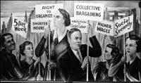 amazon union election, labor organizing, labor union